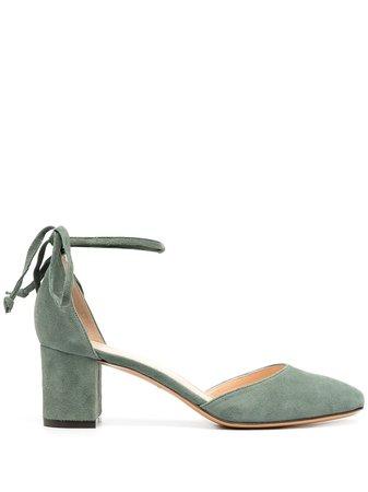 Tila March Varazze block-heel Pumps - Farfetch