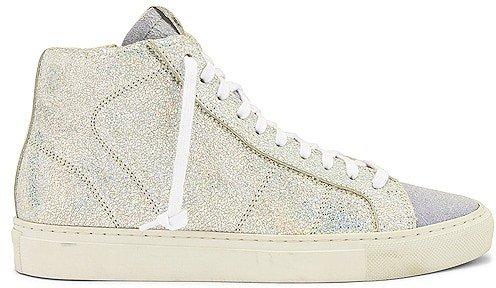 Star High Top Sneaker
