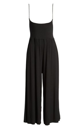 Easy Knit Wide Leg Jumpsuit | Nordstrom