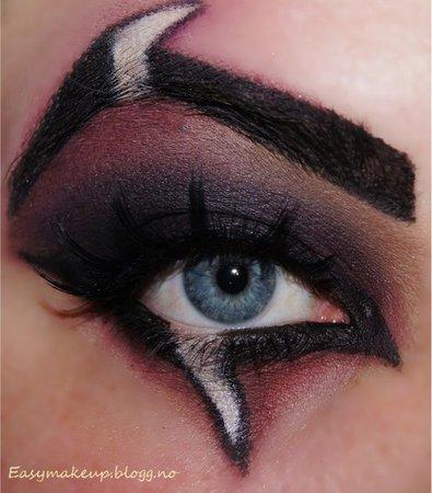 Lion King Scar Makeup