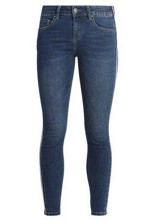 Cartoon Slim fit jeans - middle/blue/denim - Zalando.co.uk
