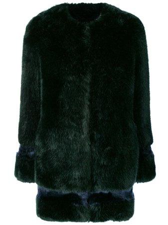 La Seine & Moi, Petra Faux Fur Coat