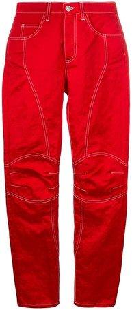 1017 ALYX 9SM contrast stitch trousers
