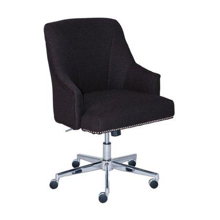 Serta at Home Serta Leighton Mid-Back Desk Chair & Reviews   Wayfair