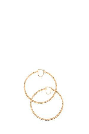 Versace Hoop Earrings