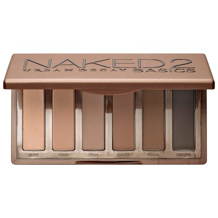 Naked2 Basics Eyeshadow Palette - Urban Decay | Sephora