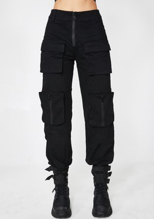 Poster Grl Cargo Pants Pocket | Dolls Kill