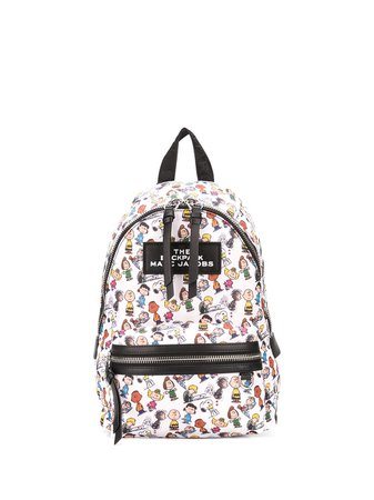 Marc Jacobs The Backpack Peanuts Backpack - Farfetch