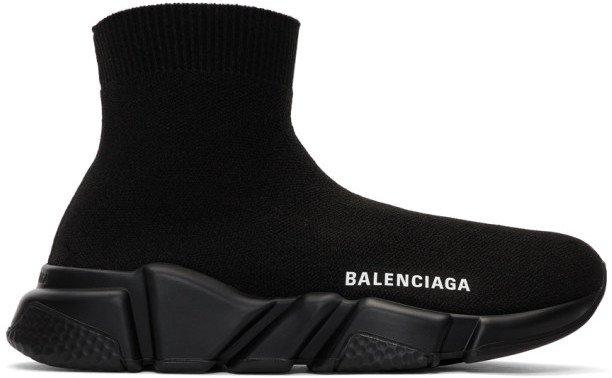 Black Speed Sneakers