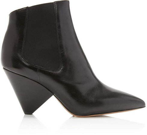 Lashby Leather Ankle Boots