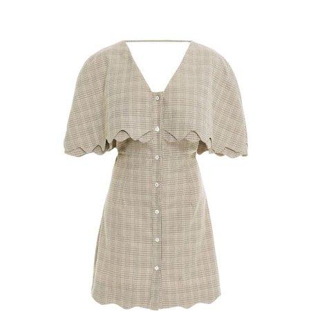 Maki Oh Wavy Mini Dress