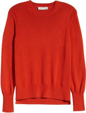 The Soft Cotton Crew Sweater