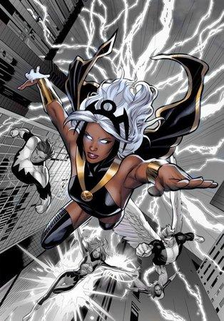 storm superhero