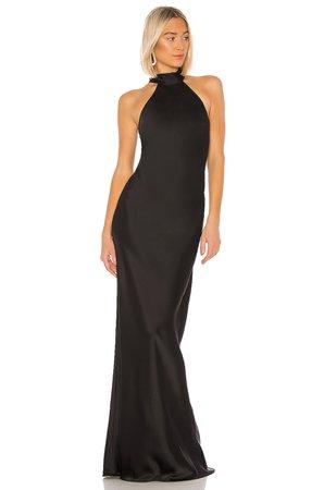 Jay Godfrey Brisco Gown in Black   REVOLVE