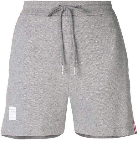 Rwb Stripe Piqué Shorts