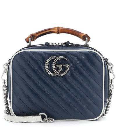 Gg Marmont Small Shoulder Bag - Gucci | Mytheresa