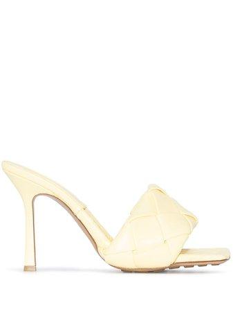 Bottega Veneta Lido 90mm sandals - FARFETCH