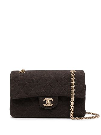 Chanel, 2001 Small Double Flap Shoulder Bag