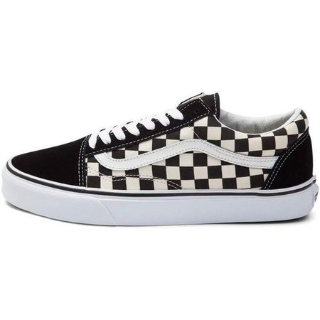 Vans Old Skool Checkered Skate