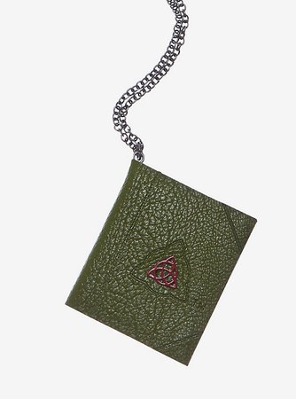 Charmed Book Of Shadows Necklace