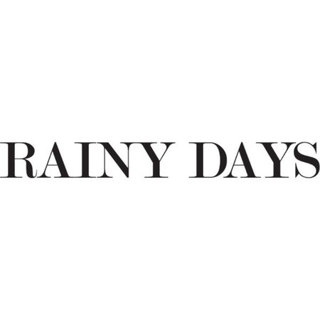 rainy day style words - Google Search