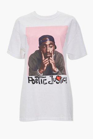 Tupac Shakur Graphic Tee