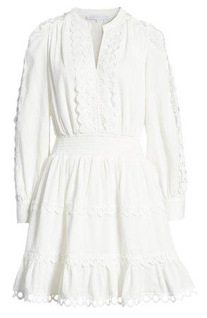 Endless Rose Lace Trim Dress | Nordstrom
