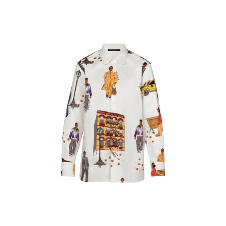 New Walkers DNA Shirt - Ready To Wear | LOUIS VUITTON