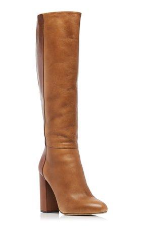 Sophie Contrast Boots by Tabitha Simmons x Johanna Ortiz | Moda Operandi