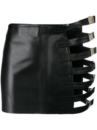 Manokhi Raiki Mini Skirt