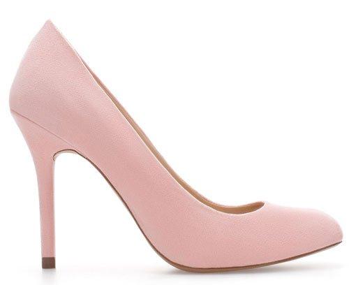 Pale Pink Pumps