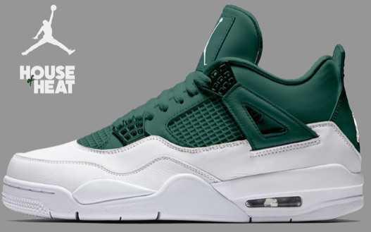 "Jordan ""deep green"" 4s"