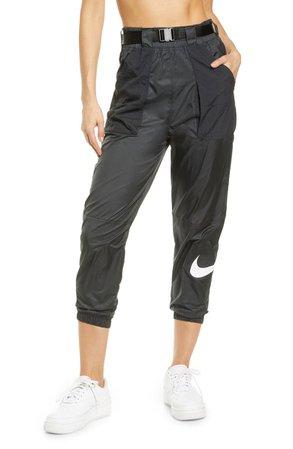 Nike Woven Swoosh Pants | Nordstrom