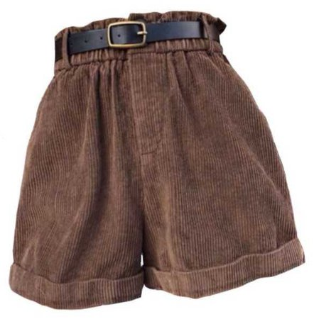 Shorts, Brown