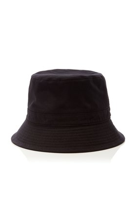 Bassike Shrunken Bucket Hat