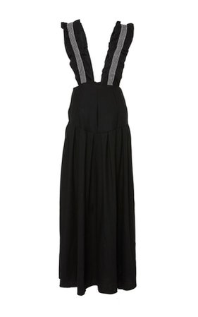 Strappy Overall Skirt by Viva Aviva