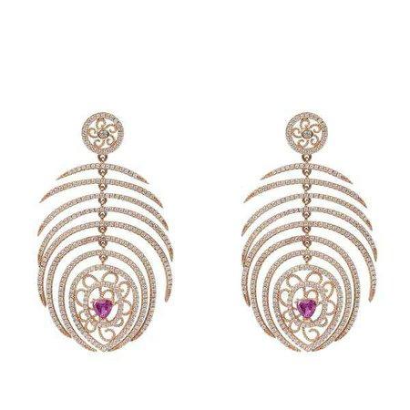 Earrings | Shop Women's Black Sterling Silver Butterfly Zircon Earring Ring Jewelry Set at Fashiontage | 5054469035658
