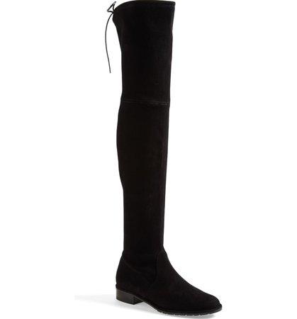 Stuart Weitzman 'Lowland' Over the Knee Boot (Women)   Nordstrom