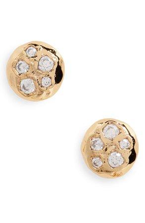 gorjana Collette Circle Stud Earrings | Nordstrom