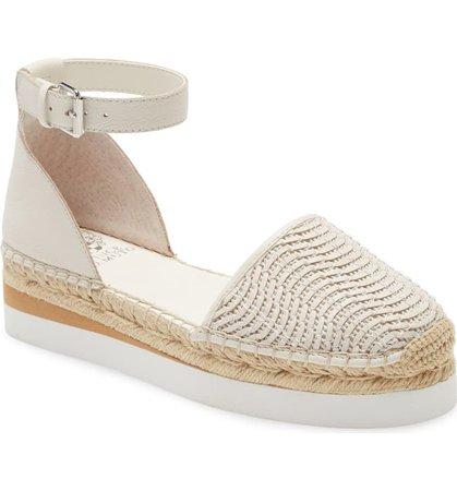 Vince Camuto Brilesha Platform Sandal (Women) | Nordstrom