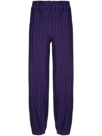 Bambah Pleated Harem-Style Trousers Ss20 | Farfetch.Com