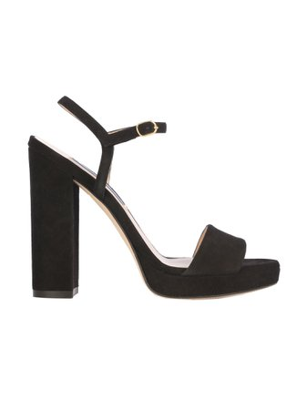 Sandal With Band On The Ankle/heel 10