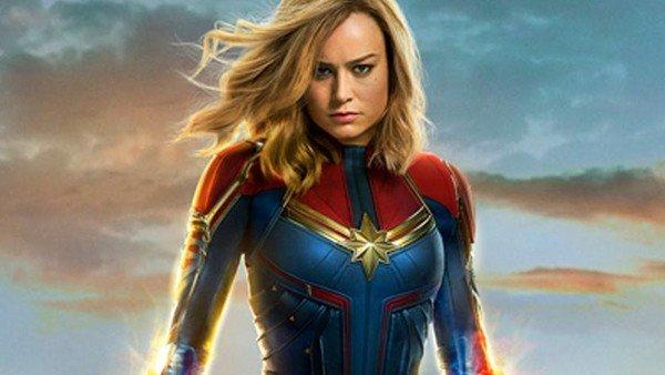 Captain Marvel Uniform