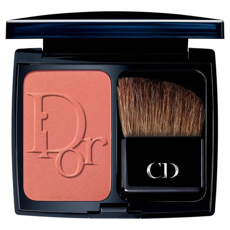 DIOR blush peach color
