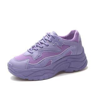 Violet 90s Sneakers – AlienMood