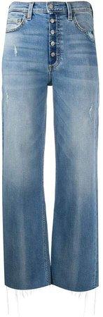 Boyish Denim distressed boyfriend jeans