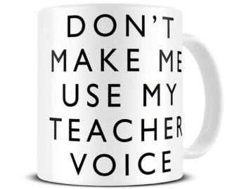 Unique Teacher Gifts Teacher Mug Thanks for Being a Great | Etsy