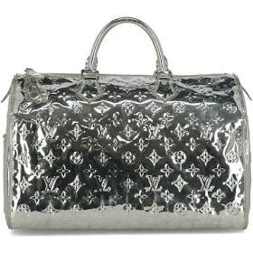 louis vuitton chrome silver speedy - Google Shopping