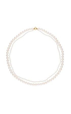 Peggy Deux Necklace By Sophie Bille Brahe | Moda Operandi