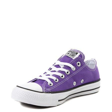 Converse Chuck Taylor All Star Lo Sneaker - Purple | Journeys